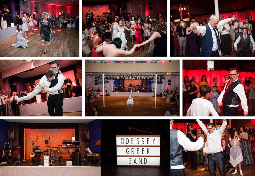 Odesssy Greek Band